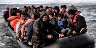 İnsan kaçakçıları 120 mülteciyi denize attı, 50 mülteci boğuldu