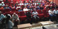 'İş Sağlığı ve Güvenliği konulu seminer verildi