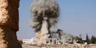 IŞİD en büyük tapınağı havaya uçurdu