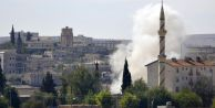 IŞİD sınıra havanlarla saldırıyor