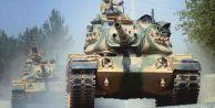 IŞİD tanklara saldırdı: 3 şehit
