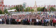 İsrail, Büyükçekmecede protesto edildi