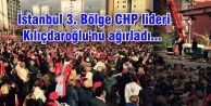 İstanbul 3. Bölge CHP lideri Kılıçdaroğlu'nu ağırladı...