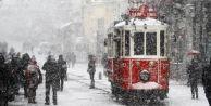 İstanbul#039;a kar için yeni tarih veridi; günlerce sürecek