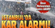 İstanbul#039;a kar ne zaman gelecek?