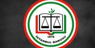 İstanbul Barosu#039;ndan Dündar ve Gül#039;ün tutuklanmasına tepki
