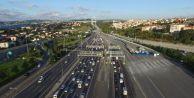 İstanbul#039;da bu yollar bugün trafiğe kapalı