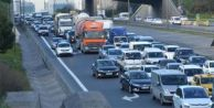 İstanbul#039;da bugün bu yollar trafiğe kapalı