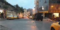 İstanbul#039;da helikopter destekli terör operasyonu