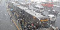 İstanbul'da kar için tarih verildi