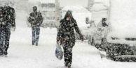 İstanbul#039;da kar yağışı başladı