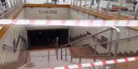 İstanbul#039;da metro seferleri durdu