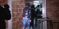 İstanbul#039;da operasyon: Çok sayıda gözaltı