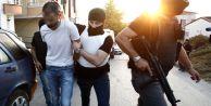 İstanbul#039;da Şafak Vakti Çok Sayıda Adrese Terör Baskını