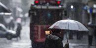 İstanbul#039;da sağanak yağış