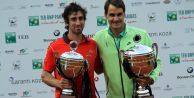 İstanbul#039;da şampiyon Roger Federer