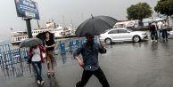 İstanbul Dahil 11 İlde Yağış Var