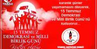 İstanbul Gazeteciler Derneği#039;nden 15 Temmuz mesajı