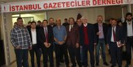 İstanbul Gazeteciler Dernek Başkanı Mehmet Mert güven tazeledi
