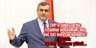 İstanbul Havalimanında kaç işçi hayatını kaybetti?