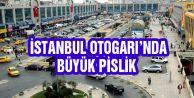 İSTANBUL OTOGARI'NDA BÜYÜK PİSLİK