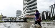 İstanbul sele kapılmasın