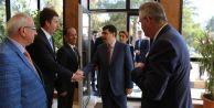 İstanbul Valisi Vasip Şahin Çatalca#039;yı ziyaret etti