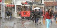 İstanbul ve Ankara için kar alarmı