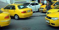 İstanbul'da taksiciler 22 Eylül'de kontak kapatacak