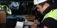 İstanbulda zorunlu kış lastiği uygulaması kontrolu