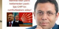 İşte CHPnin cumhurbaşkanı adayı!