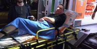 İYİ Parti#039;liler bıçaklı saldırı