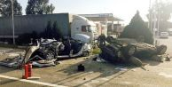 İzmir'de feci kaza: 6 ölü