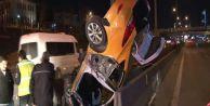 Kadıköy#039;de feci kaza: 1 ölü, 2 yaralı