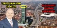 Kadir Topbaş'a milyarlık saray