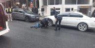 Kağıthane'de sokak ortasında cinayet!