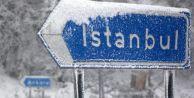 Kar İstanbul#039;a geri geliyor