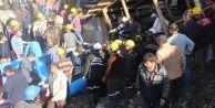 Karaman'da kömür madeninde göçük