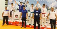 Karate takımı başarıdan başarıya koşuyor