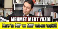 Kars#039;ta CHP ve MHP tabanı tepkili