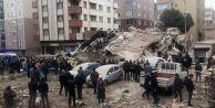 Kartal#039;da 8 katlı bina çöktü.. Ölü ve yaralılar var...