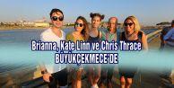 Kate Linn  Büyükçekmece#039;de...