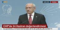 Kemal Kılıçdaroğlu#039;ndan ilk açıklama: Seçimin tek kaybedeni AK Parti#039;dir