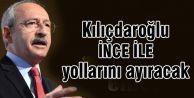 Kemal Kılıçdaroğlu yollarını ayıracak