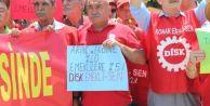 KESK: #039;Saray sefada, emekliler cefada#039;