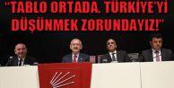 Kılıçdaroğlu: Bütün seçenekleri deneyeceğiz
