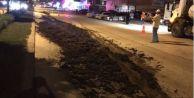 Kılıçdaroğlu#039;nun konaklayacağı yerin önüne gübre döktüler