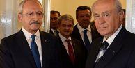 Kılıçdaroğlu ve Bahçelinin kritik görüşmesi bugün