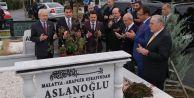 Kılıçdaroğlundan, Mevlüt Aslanoğlu#039;na vefa