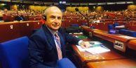 Kongre Delegelerinden Başkan Akgün'e Teşekkür